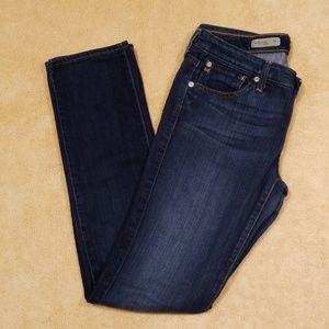 Adriano Goldschmied Stevie Slim Straight Jeans 28R